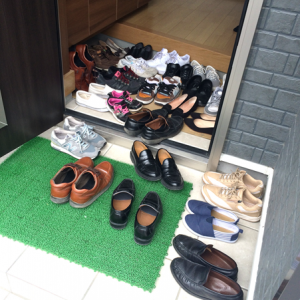 O邸見学靴